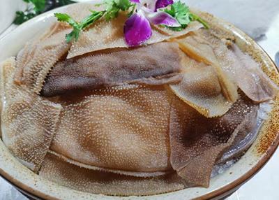 火锅涮煮菜品-毛肚
