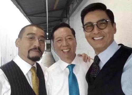 香港影星骆应钧