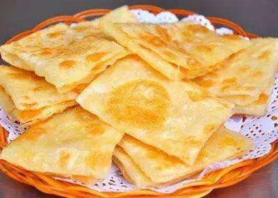 特色小吃-印度飞饼