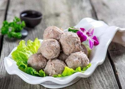 火锅涮煮菜品-撒尿牛肉丸