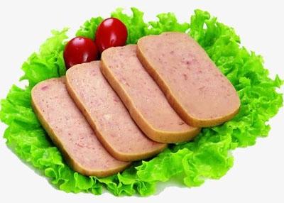 厦门火锅涮煮菜品-午餐肉