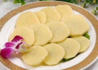 火锅素材-土豆